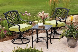 Better Homes and Gardens Hillcrest Outdoor Bistro Set