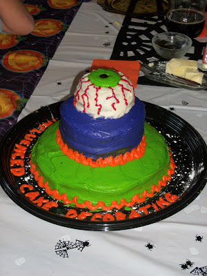 Cake Decoration At Coles : Cole s Cakes: Halloween Birthday Cakes