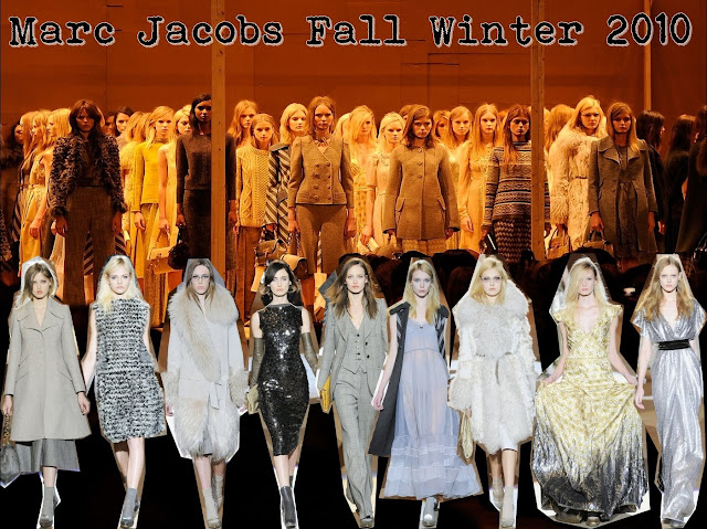Marc Jacobs Fall Winter 2010 @ SaidTed