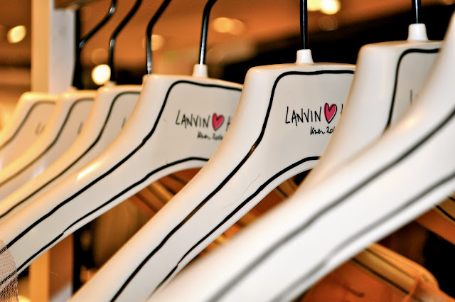 LANVIN x H&M