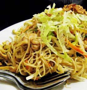 Singapore Noodles recipe picture