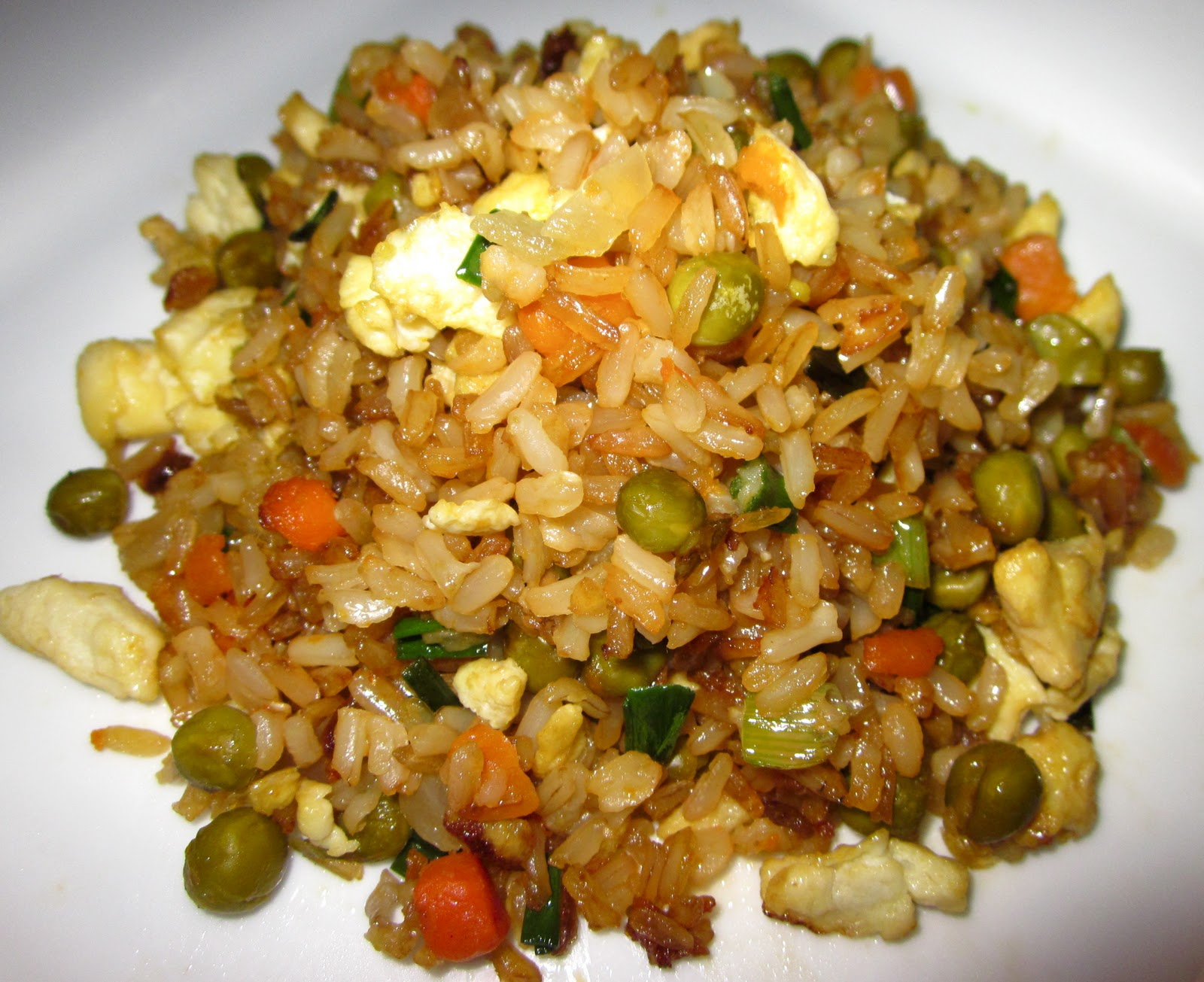 Brown Fried Rice Recipes — Dishmaps