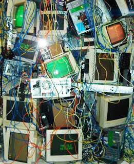 Computer Events - Dumping Old Computers and Monitors