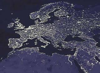 Iluminación europea