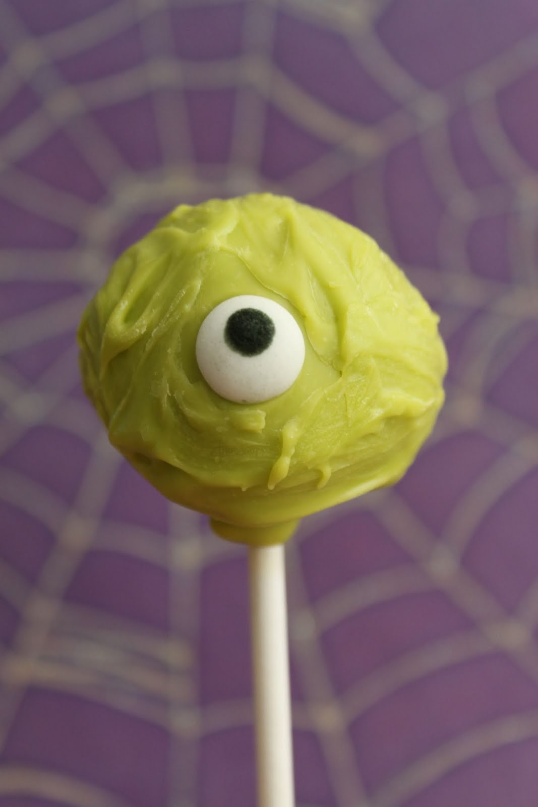 Baked Perfection: Halloween Cake Pops
