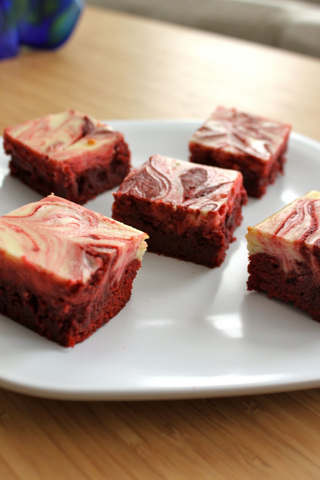 Christmas Cream Cheese Brownies Recipe — Dishmaps