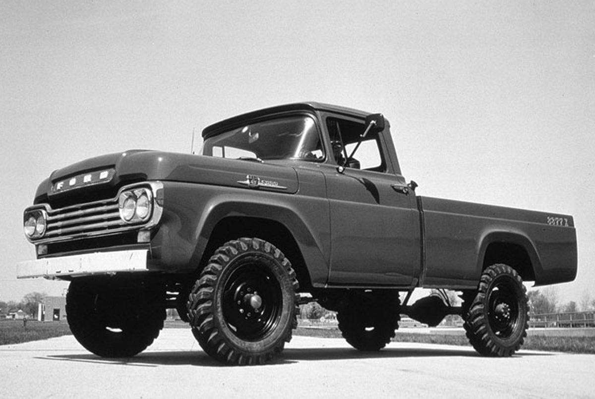 Nice old Ford truckvia 2.bp.blogspot.com