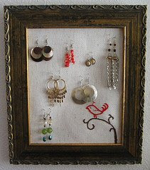 A few pretty things creative jewelry display ideas to creatively display jewelry i dont want to buy one just something i could make myself and of course should be beautiful original easy solutioingenieria Gallery