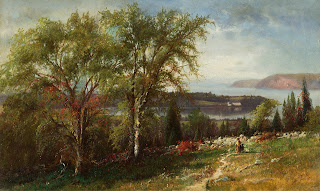 Home On The Hudson:Women and Men Painting Landscapes 1825-1875