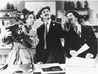 Commentary: Demolition of Marx Brothers Place