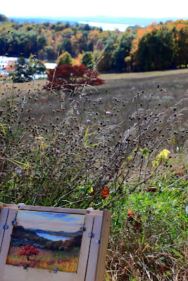 Call for Artists to Olana Plein Air Event