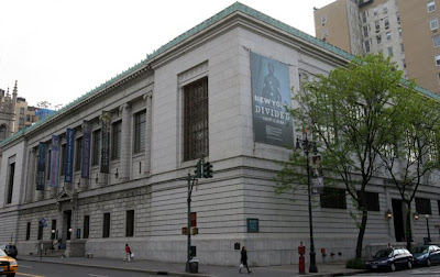 New-York Historical Announces Fellowships