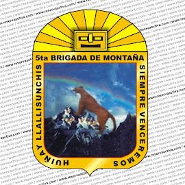 5TA BRIGADA DE MONTAÑA