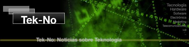 Tek-no - Noticias sobre Tecnologia