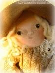 Кукла Валентина - конфетка