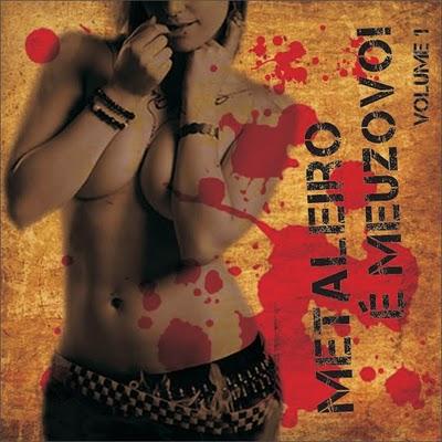 Faça o Download Gratuito da Coletânea Metaleiro é Meuzovo Volume 1