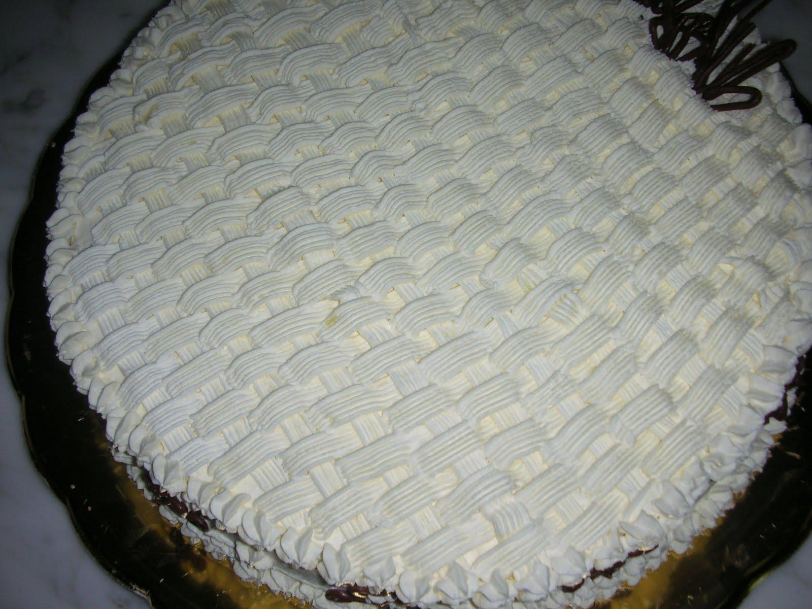 Polente dolci l 39 effetto canestro for Decorazione a canestro
