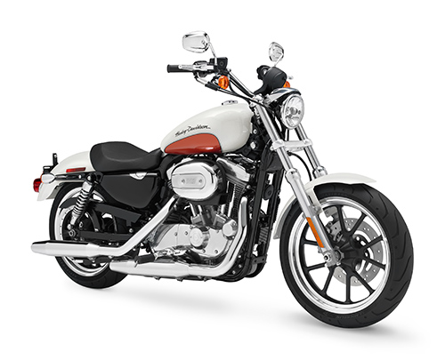 2011 Sportster XL883L SuperLow Front View