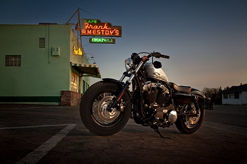 2011 Sportster XL1200X Forty-Eight