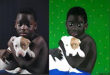 Contrastes Pet Arte Naïf