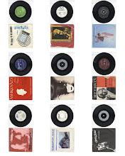 45 RPM Records.