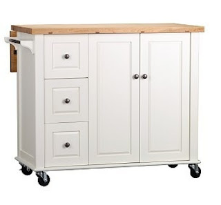 Kitchen Storage Part I Its Classified - Crate and barrel kitchen island