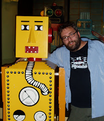 Me and Evil Robot