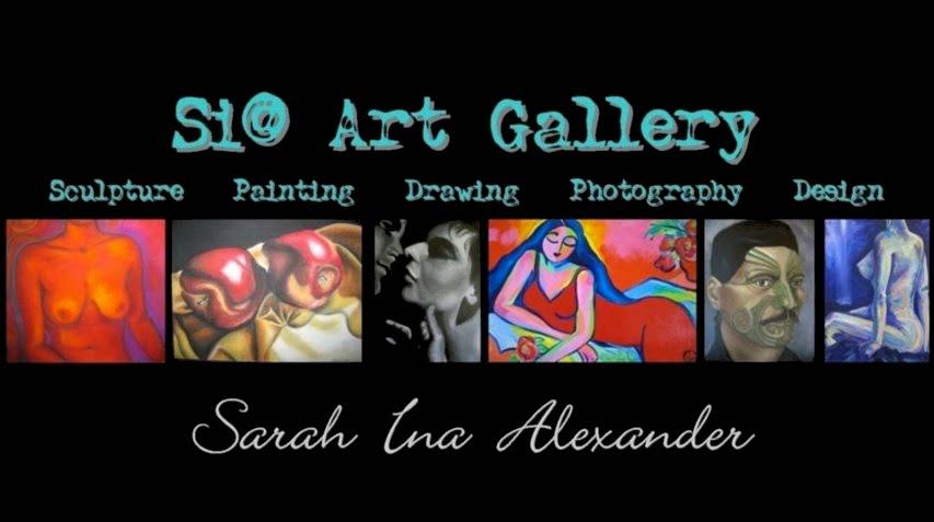 ARTIST: Sarah Ina Alexander