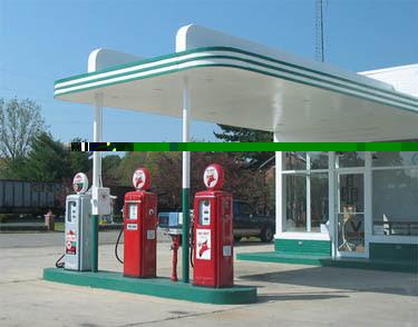 Benzin İstasyonu İşletme Oyunları