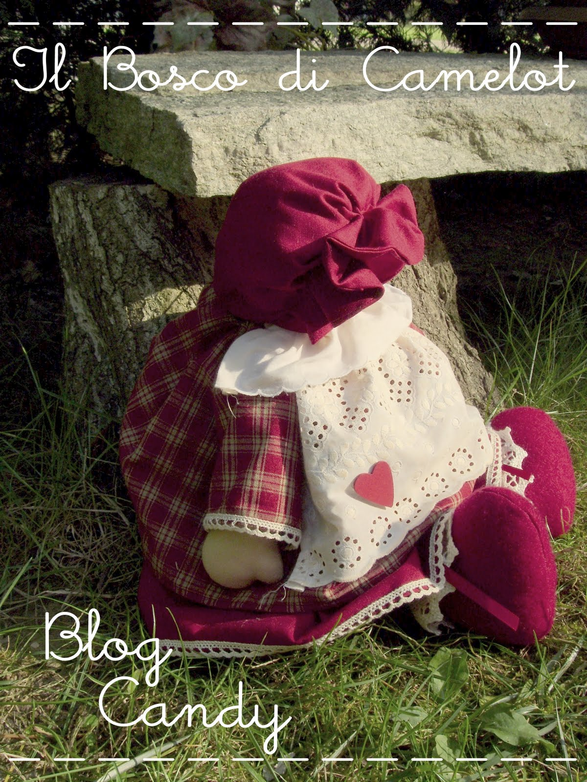 Partecipo al blog candy di ...