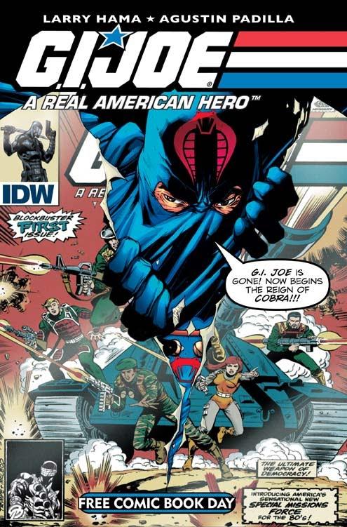 Original G.I. Joe A Real American Hero Continuity Continues In New Series With G.I. Joe #156 FCBD-gijoe-CVR%2Bfinal