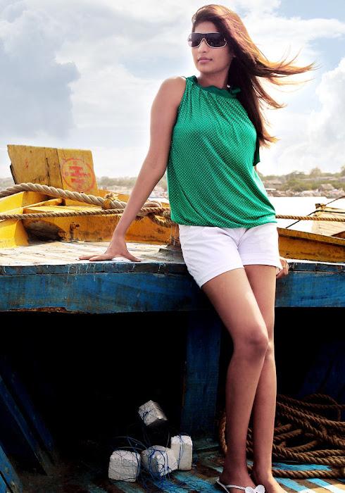 vijaya lakshmi a new in films portfolio unseen pics