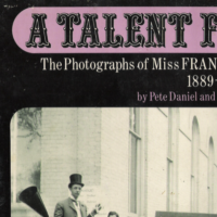 A Talent for Detail - The Photographs of Miss Francis Benjamin Johnston 1889- 1910 Click to enlarge and view entire image