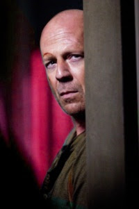 Bruce Willis got the lead role in the movie Red