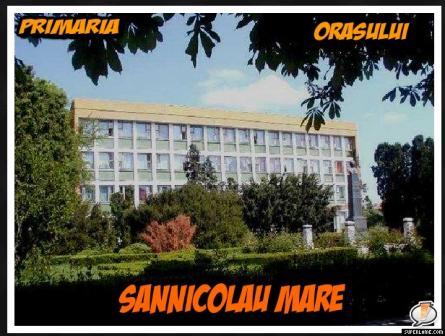 Primaria orasului Sannicolau Mare