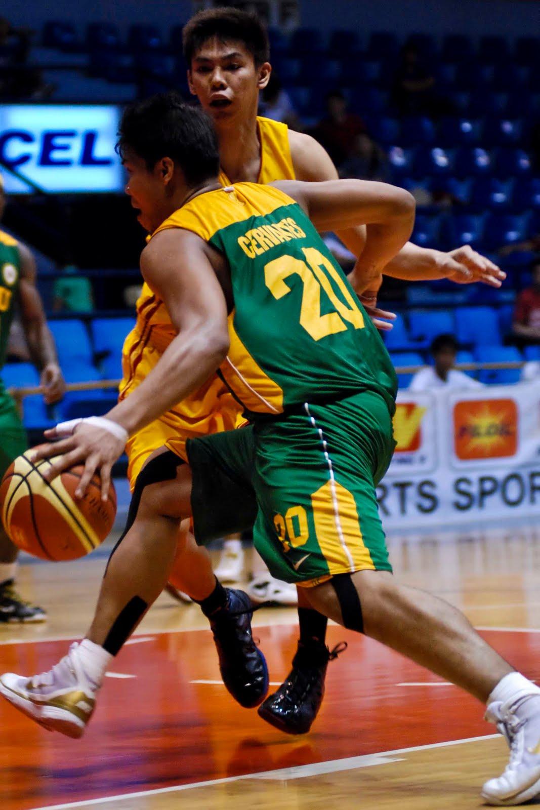 FEU Tamaraws Basketball Jersey