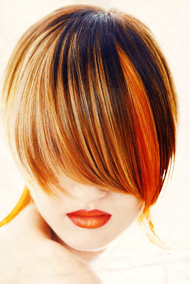 Highlights Are History Contrast And Harmony Hit Hair