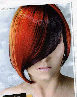 New Colour Hairstyle: Fire Me Up . . . Passionate Reds in Hair Styles ...