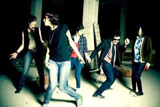 banda de rock feminino Siete Armas