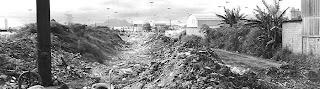 Parque Villa Lobos em 1989: um depósito de lixo, literalmente