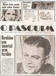 capa do primeiro número do Pasquim