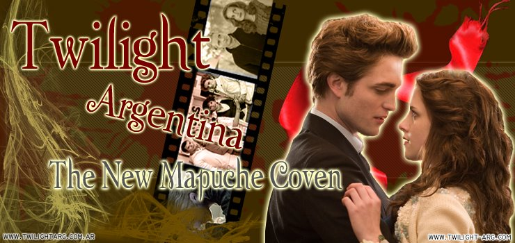 Twilight Argentina, The New Mapuche Coven.