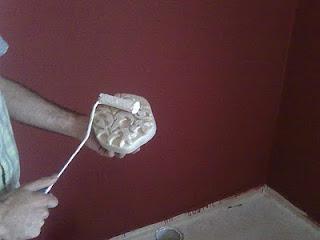 طرق تعتيق الجدران بطريقة سهلة جداً 5