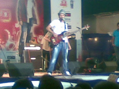 Atif Aslam in Bangalore