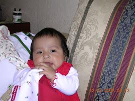 Johanna Faith - 4.5 months