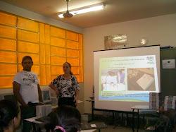 Oficina de Capacitação para os professores das séries iniciais - 2010