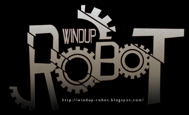 Windup Robot