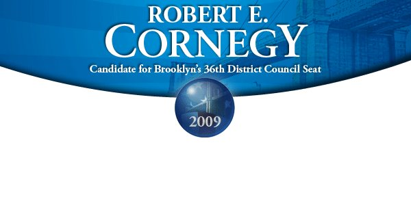Cornegy 2009 Blog