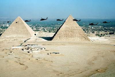 Pyramid Of Misr