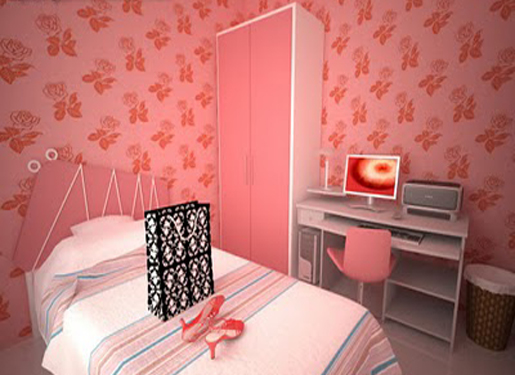 Make beautiful bedroom with only capitalize paint simple for Beautiful bedroom pictures only